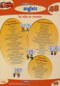 Checkpointfrance.fr Anglais : les ados en vacances Image