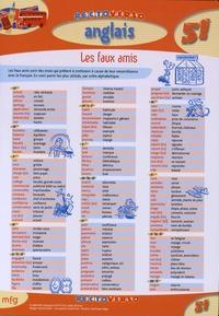 Accentsonline.fr Anglais : les faux amis Image