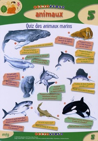 Galabria.be Animaux : quiz des animaux marins Image