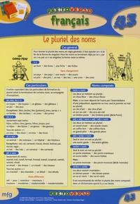 Checkpointfrance.fr Français : le pluriel des noms, le pluriel des adjectifs Image