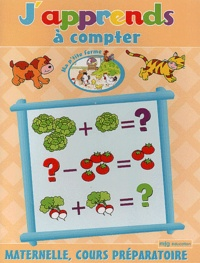 MFG Education - J'apprends à compter Maternelle/CP.