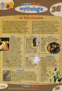 Deedr.fr Mythologie : Les dieux olympiens Image