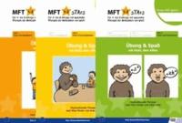 MFT Stars 3 Hefte Mukis Mund-, Schluck-, Sprechspaßspiele (Set) - Übung und Spaß mit Muki, dem Affen.