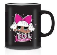 MGA Entertainment - Coffret mug cakes LOL Surprise - Coffret avec 1 livre de recettes.