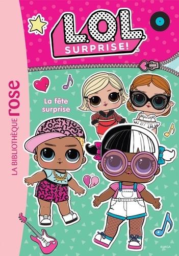 L.O.L. Surprise ! 04 - Format ePub - 9782017121213 - 4,49 €