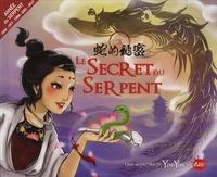 Mi Chu - Le secret du serpent - Une aventure de Yin-Yin et Arc-en-ciel.
