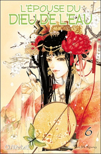 Mi Kyung Yun - L'épouse du Dieu de l'eau Tome 6 : .