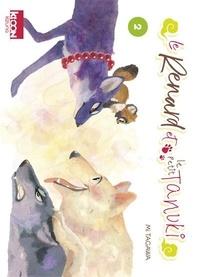 Mi Tagawa - Le Renard et le Petit Tanuki Tome 2 : .