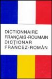 Micaela Slavescu et Sanda Mihaescu-Cîrsteanu - Dictionnaire français-roumain : Dictionar francez-român.