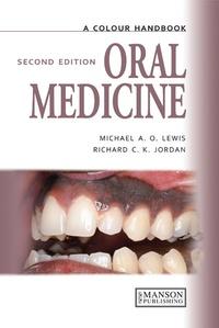 Michael A O Lewis - Oral Medicine - A Colour Handbook.