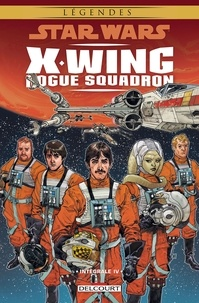 Michael A. Stackpole et Paul Chadwick - Star Wars X-Wing Rogue Squadron Intégrale Tome 4 : .
