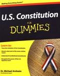 Michael Arnheim - U.S. Constitution for Dummies.