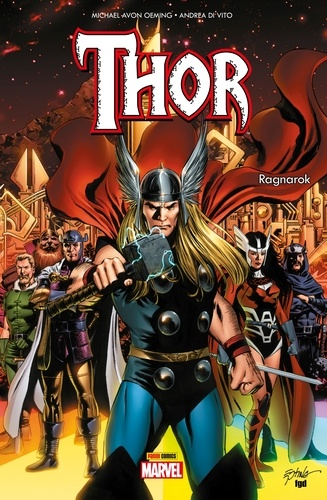 Thor - 9782809470208 - 12,99 €