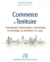 Commerce & Territoire- Comprendre l'urbanisation commerciale et envisager sa révolution en cours - Michaël Aymes pdf epub
