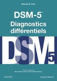 Michael-B First - DSM-5 Diagnostics Différentiels.
