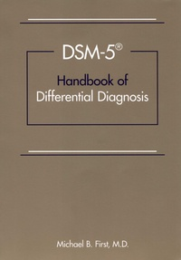 Michael-B First - DSM-5 Handbook of Differential Diagnosis.