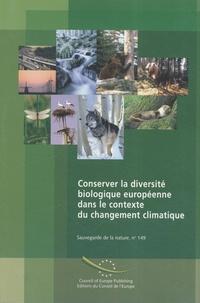 Michael B. Usher - Conserver la diversité biologique européenne dans le contexte du changement climatique.