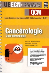 Michael Baboudjian et Benjamin Sartre - Cancérologie Onco-hématologie.