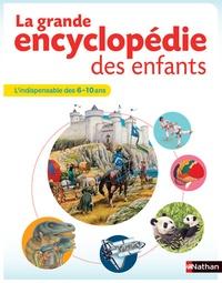 Michael Benton et Michael Chinery - La grande encyclopédie des enfants.
