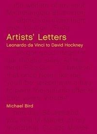 Michael Bird - Artists' letters.