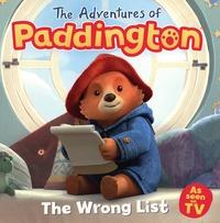 Michael Bond - The Adventures of Paddington  : The Wrong List.