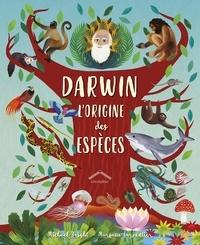 Michael Bright et Margaux Carpentier - Darwin - L'origine des espèces.
