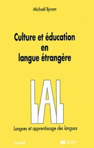 Culture et éducation en langue étrangère - Michael Byram | Showmesound.org