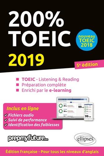 Michael Byrne et Michèle Dickinson - 200% TOEIC - Listening & Reading.
