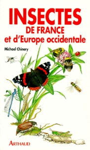 Michael Chinery - Insectes d'Europe occidentale.