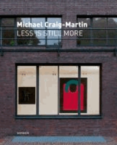 Michael Craig-Martin - Less is still more.