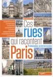 Michaël Darin - Ces rues qui racontent Paris - Promenades architecturales.