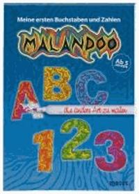 Michael Davys - Malandoo- Meine ersten Buchstaben und Zahlen.