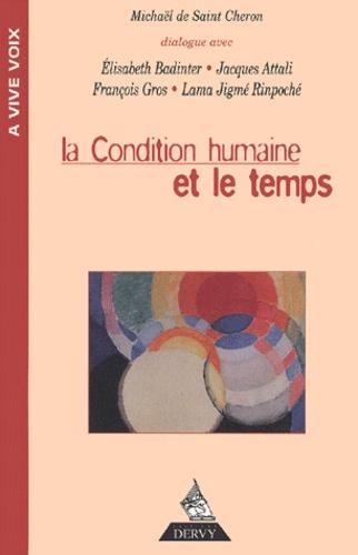 Michaël de Saint-Cheron - La condition humaine et le temps.