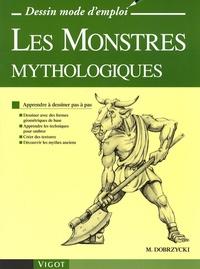 Histoiresdenlire.be Les Monstres mythologiques - Apprendre à dessiner pas à pas Image
