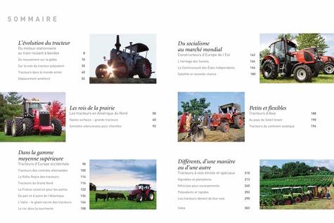 Grand atlas des tracteurs. Histoire, performances, évolutions
