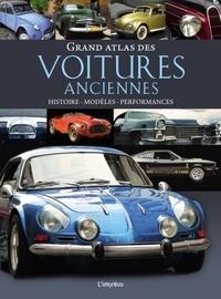 Michael Dörflinger - Grand atlas des voitures anciennes - Histoire, modèles, performances.