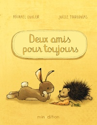 Michael Engler et Joëlle Tourlonias - Deux amis pour toujours.