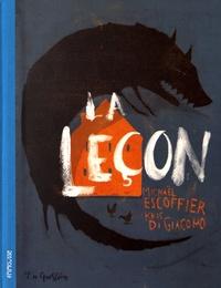 Michaël Escoffier et Kris Di Giacomo - La leçon.
