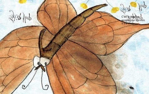 La mouche qui pète
