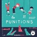 Michaël Escoffier et Félix Rousseau - Les punitions. 1 CD audio