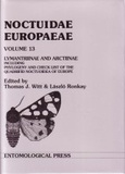 Michael Fibiger et Hermann Hacker - Noctuidae Europaeae - Volume 9, Amphipyrinae-Xyleninae.