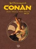 Michael Fleisher et John Buscema - Les Chroniques de Conan  : 1982 - Tome 2.