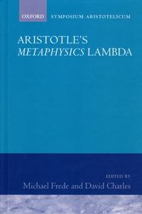 Aristotles Metaphysics Lambda - Symposium Aristotelicum.pdf