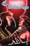 Michael Frizell et Marcelo Santana - Fantasy World of Bettie Page #2.