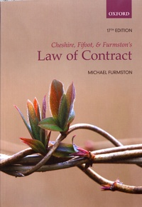 Cheshire, Fifoot, and Furmstons Law of Contract.pdf