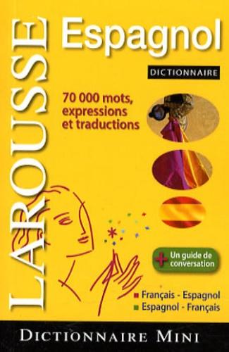 Michael Fusaro - Mini dictionnaire français-espagnol et espagnol-français.