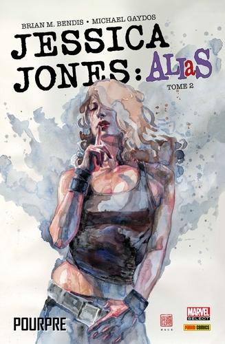 Jessica Jones: Alias (2001) T02. Pourpre