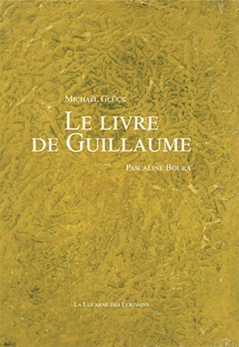 Le livre de Guillaume