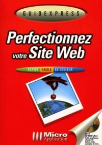 Accentsonline.fr Perfectionnez votre site Web. Avec CD-Rom Image