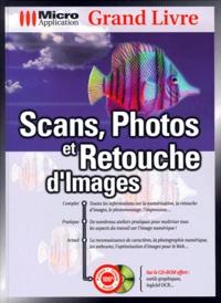 Scans, photos et retouche d'images. Avec CD-Rom - Michael Gradias | Showmesound.org